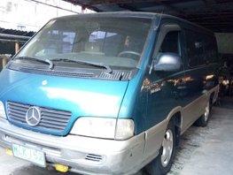 Selling 2nd Hand Mercedes-Benz MB100 Van in Bulacan