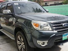 Selling Ford Everest 2012 Automatic Diesel