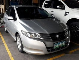 Silver Honda City 2010 at 89990 km for sale