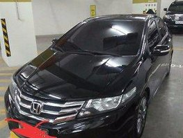 Selling Black Honda City 2013 at 97000 km