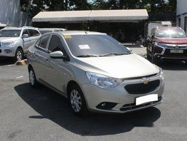 Sell Beige 2018 Chevrolet Sail Manual Gasoline at 4072 km