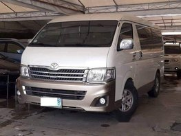 Sell White 2013 Toyota Hiace at 47000 km