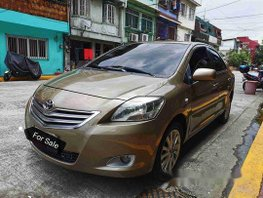 Brown Toyota Vios 2012 at 63000 km for sale