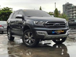 Sell Grey 2016 Ford Everest at 31000 km