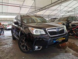 Black Subaru Forester 2013 at 67000 km for sale