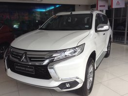 Sell Brand New 2019 Mitsubishi Montero Sport Manual Diesel