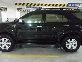 Selling Toyota Fortuner 2009 Automatic Gasoline