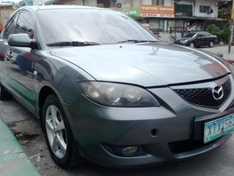 Sell 2nd Hand 2005 Mazda 3 Sedan at 74000 km