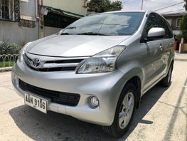 Used 2014 Toyota Avanza at 47000 km for sale