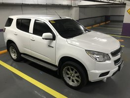 Sell White 2015 Chevrolet Trailblazer Automatic Diesel in Antipolo