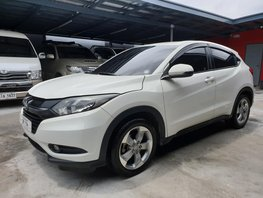 Selling Used Honda Hr-V 2015 Automatic Gasoline in Las Pinas