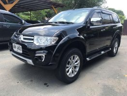 2015 Mitsubishi Montero Sport for sale in Manila