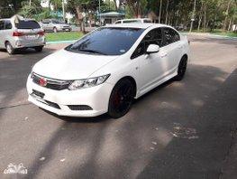 Sell White 2014 Honda Civic in Angeles