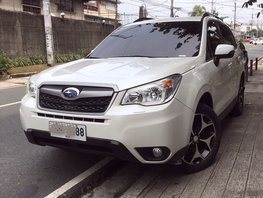 Sell Used 2015 Subaru Forester at 40000 km in Quezon City