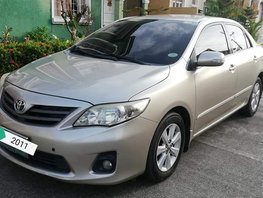 Sell Used 2011 Toyota Corolla Altis at 110000 km