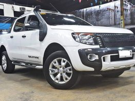 Sell White 2015 Ford Ranger Automatic Diesel