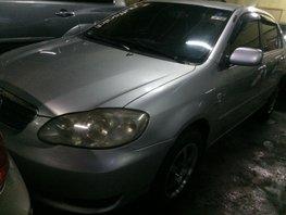 Silver 2004 Toyota Corolla Altis for sale in Metro Manila