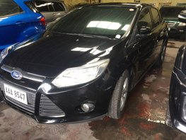 Sell Black 2014 Ford Focus Automatic Gasoline