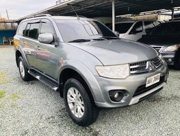 Sell 2nd Hand 2014 Mitsubishi Montero Sport at 43000 km in Las Pinas