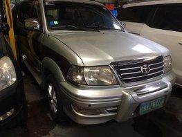 Sell Silver 2000 Toyota Revo Automatic Gasoline