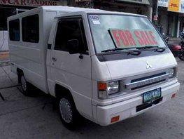 White 2011 Mitsubishi L300 at 65000 km for sale