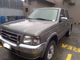 Grey Ford Ranger 2004 for sale in Pasig