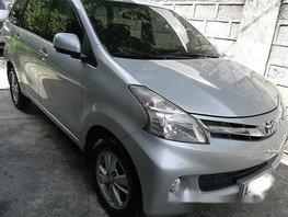 Sell Silver 2014 Toyota Avanza Automatic Gasoline at 38000 km