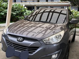 Sell 2nd Hand 2012 Hyundai Tucson at 65200 km in Metro Manila