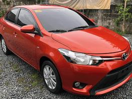 Selling Orange Toyota Vios 2016 Automatic in Pampanga