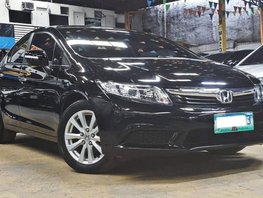 Used 2013 Honda Civic for sale in Quezon City