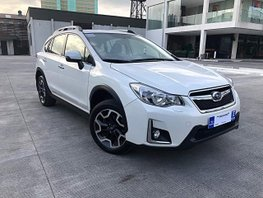 Selling Used Subaru Xv 2017 Automatic Gasoline