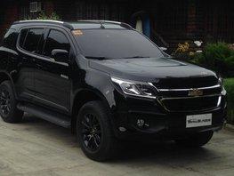 Sell Black 2017 Chevrolet Trailblazer at 14000 km