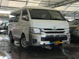 Sell 2nd Hand 2017 Toyota Hiace Automatic Diesel