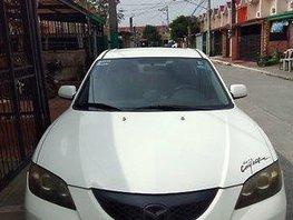 Selling White Mazda 3 2009 Automatic Gasoline