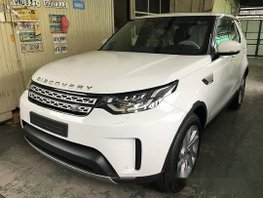 Sell White 2019 Land Rover Discovery in Quezon City
