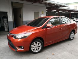 Used Toyota Vios 2018 at 3000 km for sale in Pampanga