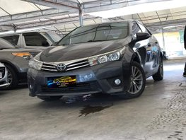 Grey 2014 Toyota Altis 1.6 G AT for sale in Makati