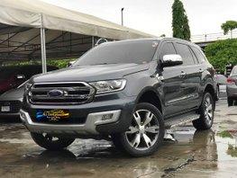 Grey 2016 Ford Everest Titanium 2.2L 4x2 AT Diesel in Makati