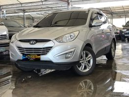 Silver 2012 Hyundai Tucson Re VGT AT AWD for sale in Makati