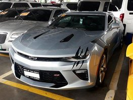 Sell Silver 2018 Chevrolet Camaro in Pasig