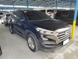 Black Hyundai Tucson 2016 for sale in Paranaque