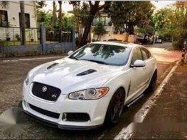 Sell White 2012 Jaguar Xf at 25000 km