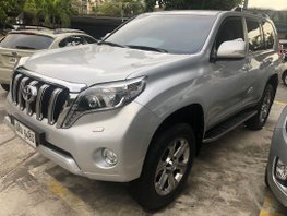 2015 Toyota Land Cruiser Prado for sale in Manila
