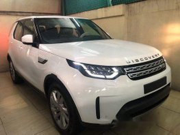 Selling White Land Rover Discovery 2019 Automatic Diesel