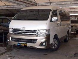2013 Toyota Hiace Super Grandia 2.5L AT Diesel for sale in Makati