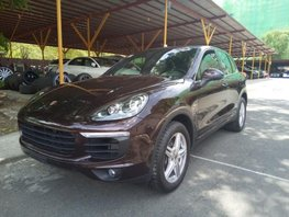 2017 Porsche Cayenne for sale in Makati