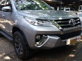 2016 Toyota Fortuner for sale in Quezon City