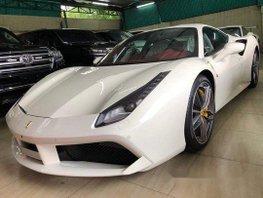 Sell White 2018 Ferrari 488 in Manila