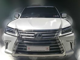 2018 Lexus Lx for sale in Manila