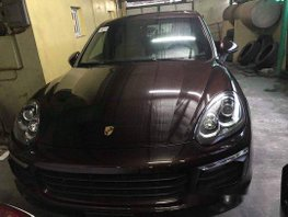 Porsche Cayenne 2017 at 1000 km for sale